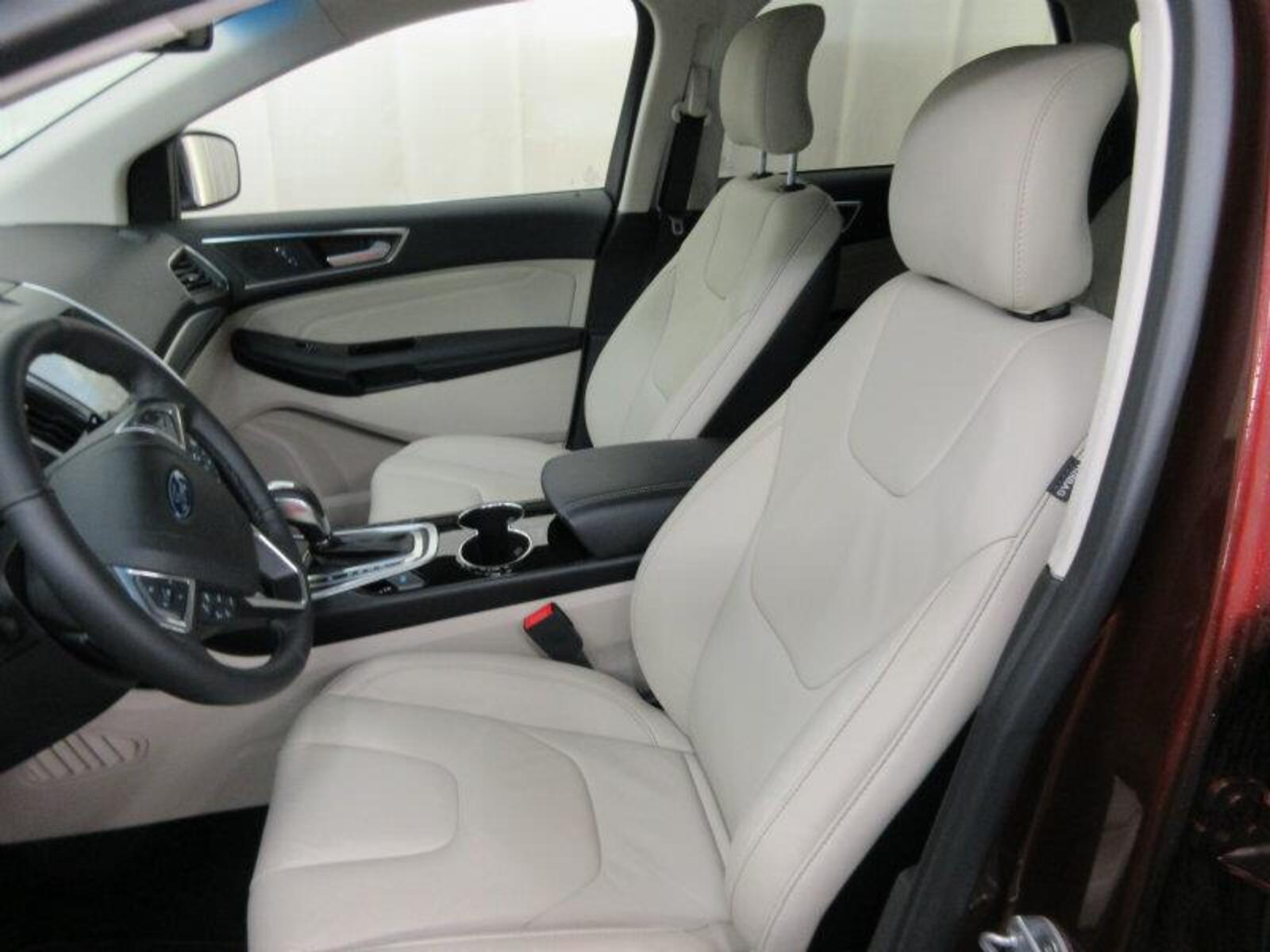 FORD EDGE 2,0 TDCi 210hv PowerShift AWD Titanium *** Hurja rah.tarjous ! Korko 1,9% + kulut!, Minimihyvitys 1500€ katsastetusta autosta!, vm. 2018, 6 tkm